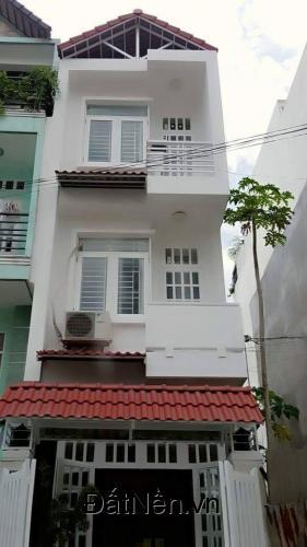 Nhà mặt tiền số 87 đường số 51 phường Tân Quy Quận 7, nhà cực đẹp mới toanh