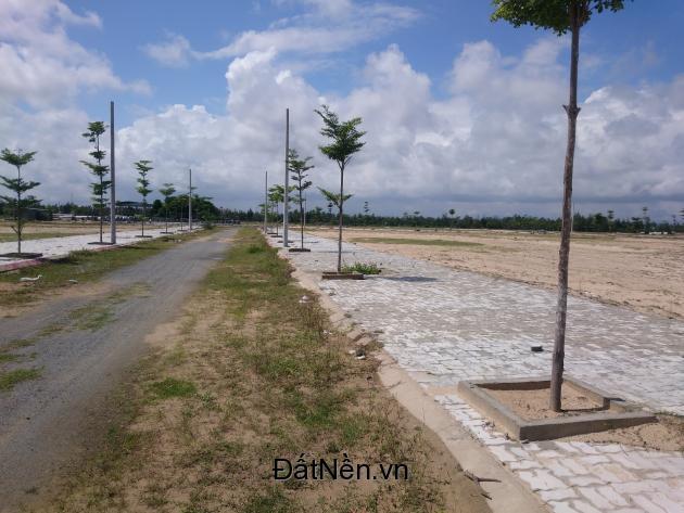 Bán đất đường 17m5 cách biển 1km giá 430 triệu