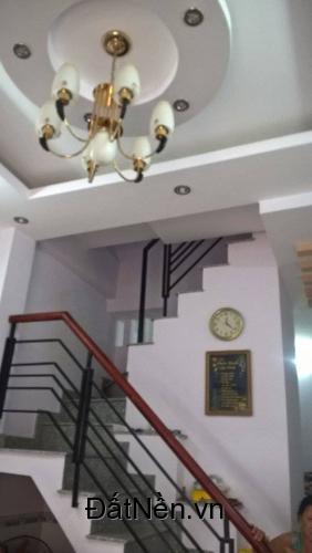 Kẹt tiền bán gấp Nhà hẻm xe hơi Lê Văn Lương, 2lầu giá 990tr, diện tích 3,5m x 10m, nhà còn mới vô ở ngay, khu dân cư hiện hữu, sổ hồng riêng