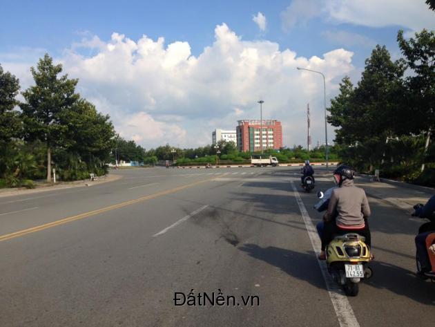 Bán đất trung tâm thị xã Bến Cát giá rẽ nhưng vị trí đẹp