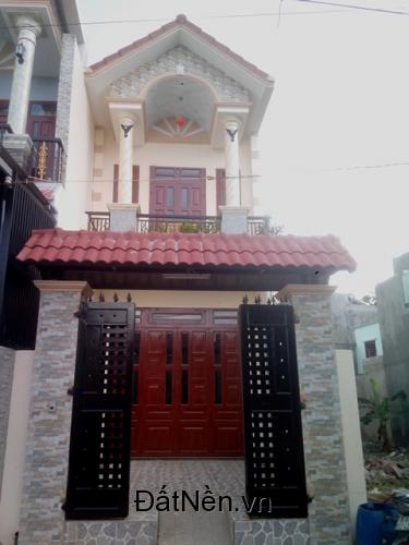 Bán nhà đường Nguyễn Thị chạy, thị xã Dĩ An Bình Dương