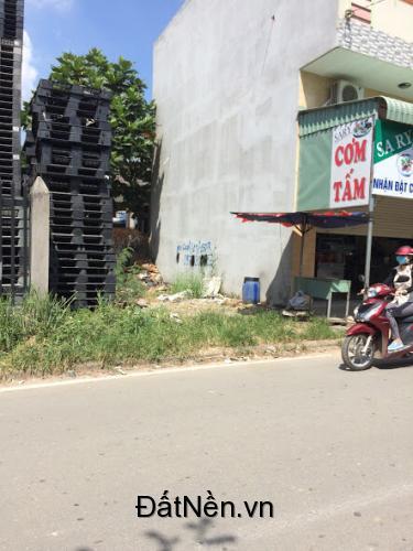 Cần bán đất mặt tiền cạnh đường ĐT 743 kp Đông chiêu thị xã dĩ an