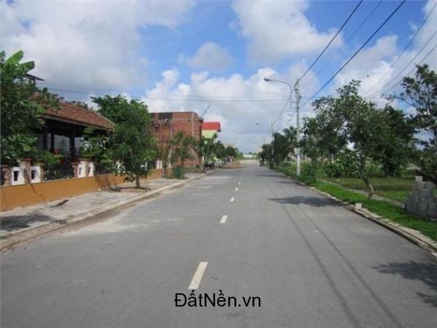 Ban gâp 1 lô đât tại xã Tân Hiệp -HM  gop 2 nam  0% lai suât-115tr/80m2
