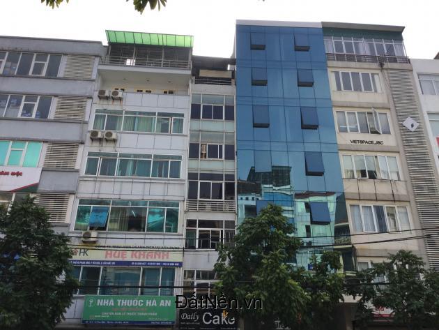 Bán gấp nhà mặt tiền 6m2 giá 18,5 Tỷ mặt phố Trần Thái Tông quận Cầu Giấy