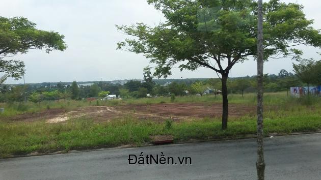 Đất nền dự án mặt tiền khu vực quận 2
