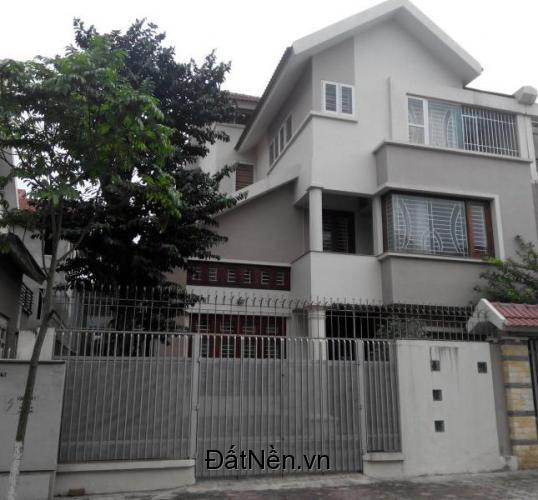 Bán gấp biệt thự xây thô nhà vườn BT3 Văn Phú 230m2, Giá chỉ có 9.5 tỷ.