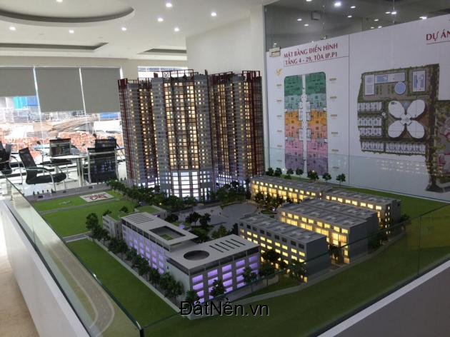 Imperial Plaza gạt bỏ nỗi lo về giá cho khách hàng mua chung cư cao cấp