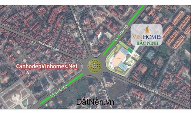 Mở bán chính thức Vinhomes Bắc Ninh
