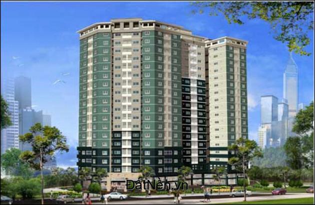 Cuối năm sang gấp căn hộ Cao Ốc Đại Thành đường Trần Đình Trọng quận Tân Phú