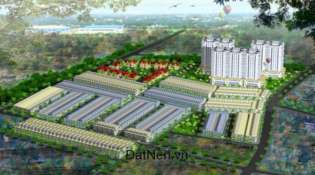 Bán đất sổ đỏ thổ cư gần cảng Đồng Nai, gần UBND Long Bình Tân