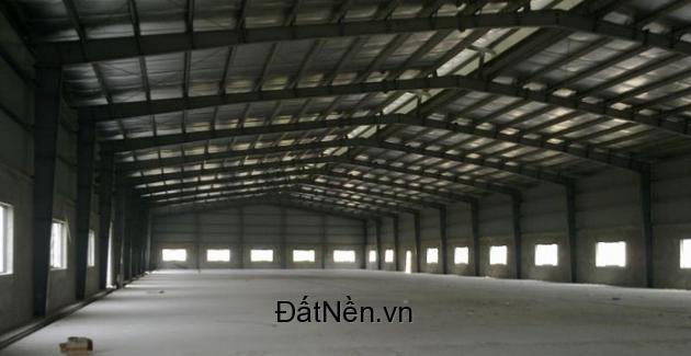 Cho thuê kho, nhà xường KCN tại Nam Định