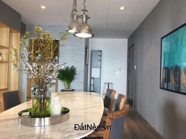 Căn hộ tropic garden thiết kế đẹp, nội thất cao cấp view sông lầu 20 nhà mới nhận 0888.998.222