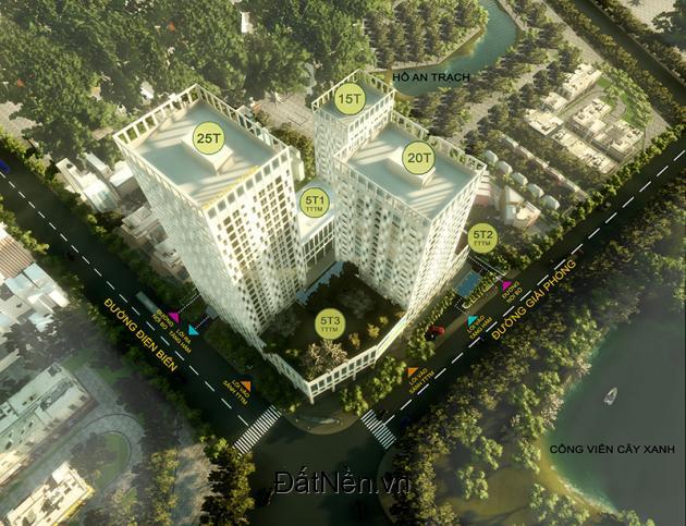 Chỉ với 300 triệu sở hữu ngay căn hộ cao cấp đã hoàn thiện từ A-Z  - Dự án Nam Định Tower