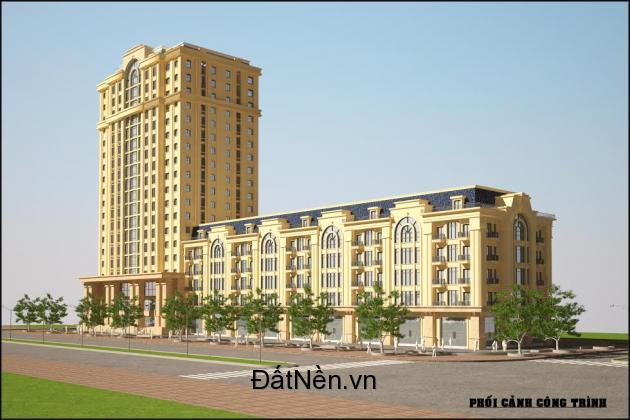 Bán gấp căn hộ 111m2 view đường Lý Thái Tổ dự án Cát Tường New