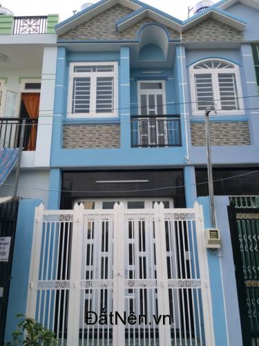 Bán nhà riêng 2 tầng mới đường Lê Văn Lương. Khu dân trí cao trí thức văn minh, đường xe hơi rộng 6m
