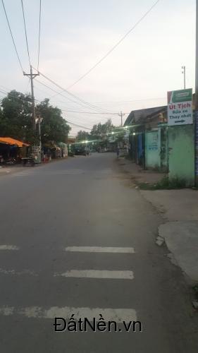 Tôi cần bán 1 lô đất diện tích 205m2 nở hậu, sổ đỏ thổ cư, vị trí đẹp tại Xã Long Phước, Long Thành