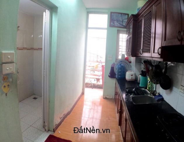 Cho thuê căn hộ chung cư B6 ký túc xá Thăng Long  2 PN  full đồ  rộng 70m2