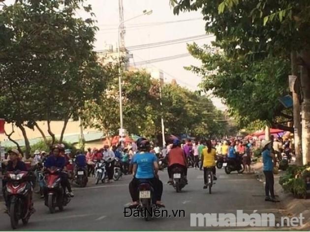 Bán đất mặt đường Hoàng Minh Chánh, thổ cư 100% LH:0945623788