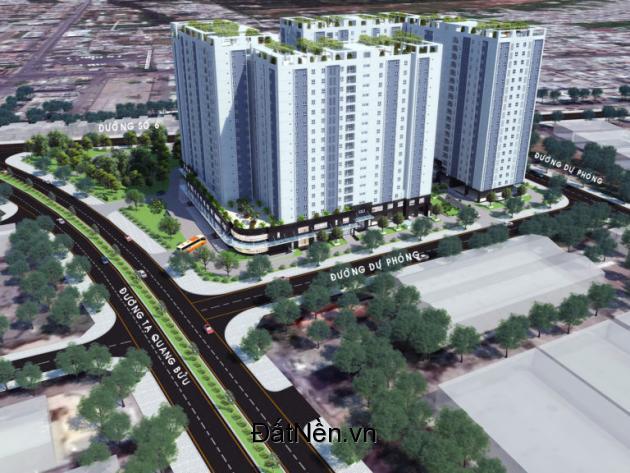Mở bán căn hộ MT Tạ Quang Bửu giá rẻ nhất Q8 chỉ 17,5 tr/m2