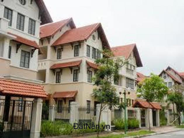 Bán Biệt Thự BT5 Việt Hưng (189m, ĐB, đường 12m, view vườn hoa, giá rẻ)