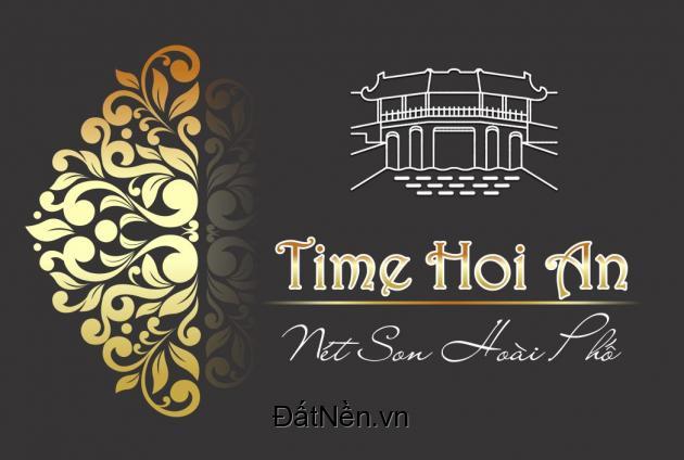 Time Hoi An, Dãy Phố Vàng Kinh Doanh Trong Lòng Phố Cổ Hội An