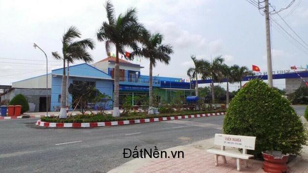 Đất nền KDC nam Sài Gòn. Mtql50.shr. 5tr/m2.