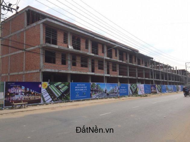 Hot!!! Chỉ cần 30% sỡ hữu ngay nhà phố thương mại duy nhất tại Tây Ninh