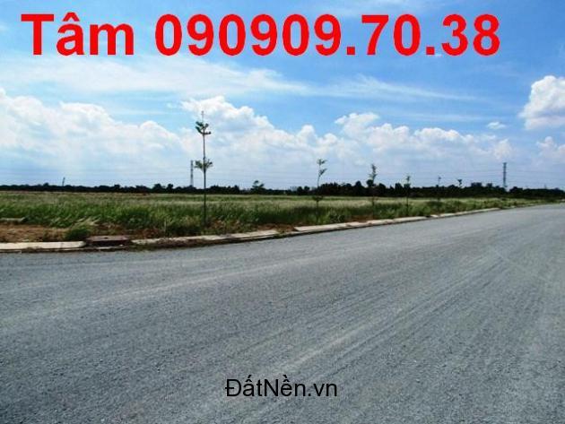 bán đất q9 đường bưng ông thoàn xây tự do gần villas park 0909097038