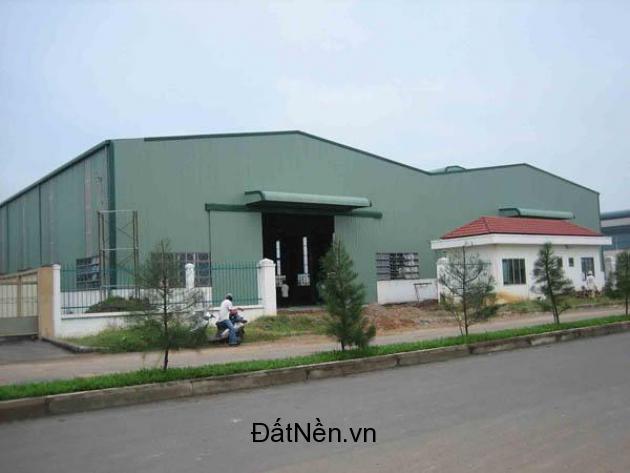 Cho thuê kho xưởng 18.000 tại KCN Lệ Chi, Thuận Thành, Bắc Ninh. LH: 096.6789.352