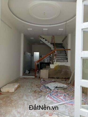 Nhà mới xây kiệt Nguyễn Tri Phương