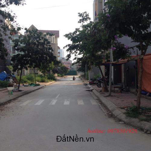 Bán đất Tái Định Cư Triều Khúc - Thanh Xuân, DT 60m2, Đường 12m Có Vỉa Hè