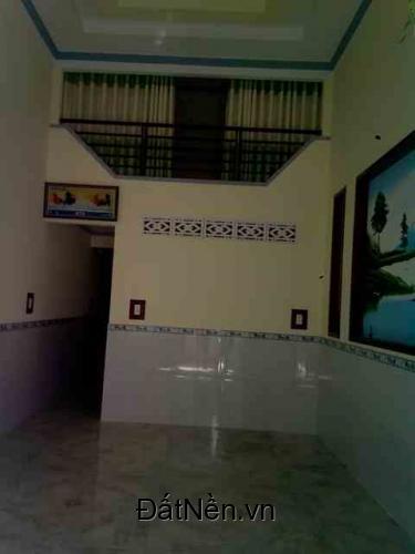 Bán nhà nhỏ hẻm 1/ Mã Lò gần Bệnh viện bình tân giá 1.6 tỷ, sổ hồng riêng
