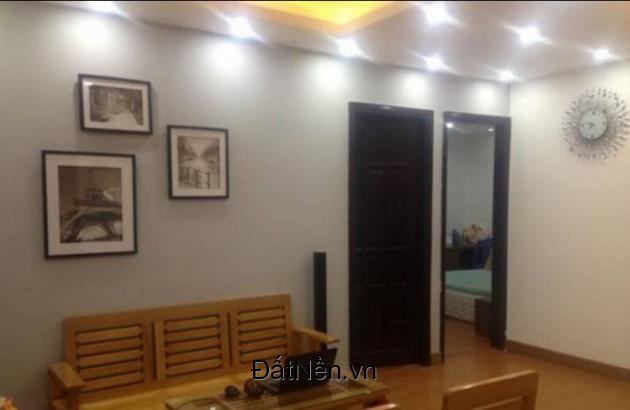 Bán chung cư khu đô thị Nam Thăng Long DT64,5m 2pn căn góc thoáng mát nội thất đẹp- LH: 0988296228