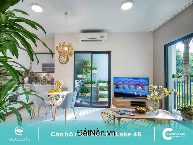 (Ecopark) Mua căn hộ cao cấp tặng căn hộ cấp cao giá chỉ từ 950tr/căn