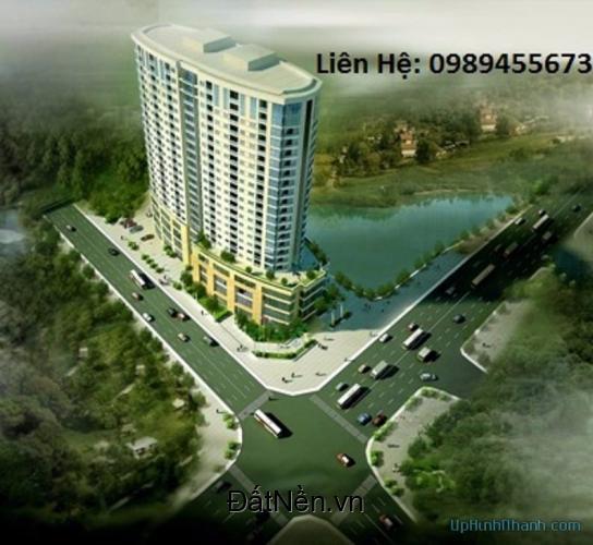 Bán căn hộ cao cấp chung cư Trung Đức Tower tp Vinh, Nghệ An