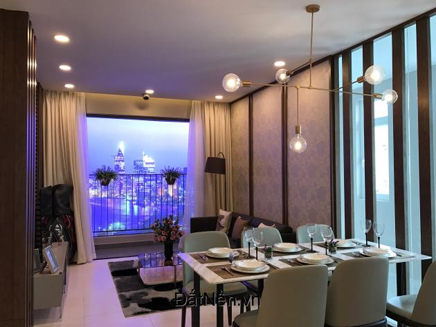 Mở bán Penthouse dự án 5 sao The Pegasuite giá chỉ từ 2,5 tỉ/căn VAT. LH 0906422292