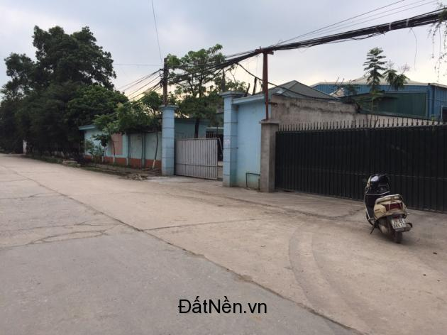 Bán 2.500m   nhà  xưởng  khu CN Tràng An Bảo  Sơn  - An Khánh