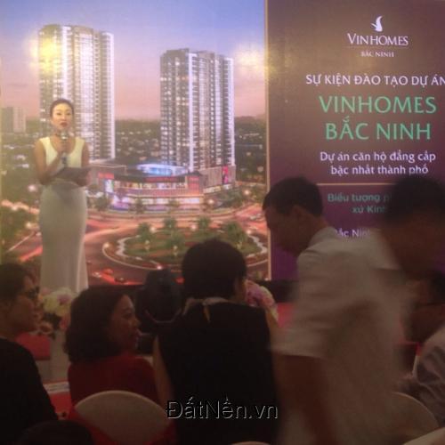 Chính Thức cần bán các căn Vinhomes  Bắc Ninh Tầng đẹp , căn góc LH:0989640036.