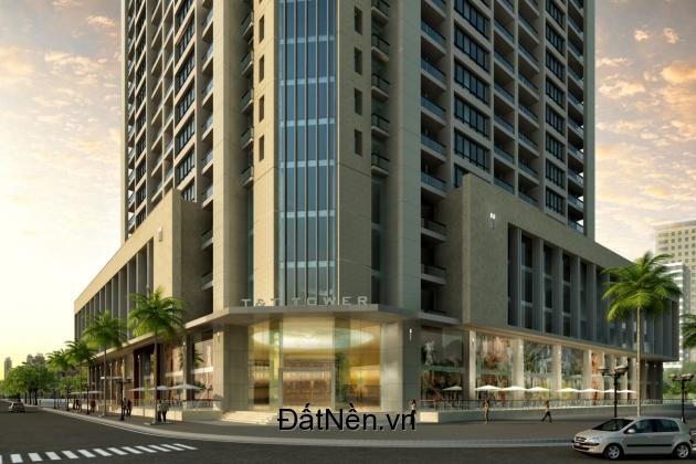 Sắp ra mắt khu căn hộ cao cấp kết hợp với trung tâm thương mại lần đầu tiên xuất hiện tại Vinh