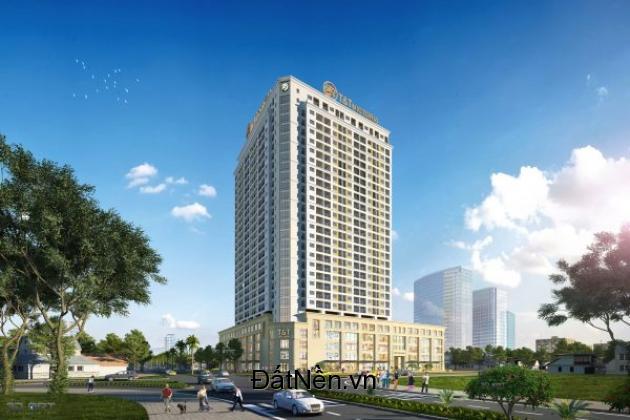 Căn hộ cao cấp kết hợp với trung tâm thương mại lần đầu tiên xuất hiện tại TP Vinh xinh đẹp.