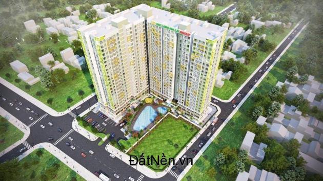 Mở bán căn hộ MT Tạ Quang Bửu Q8 giá rẻ ,góp vốn 1%/tháng không lãi suất