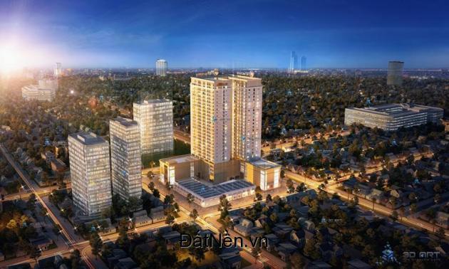 Sỡ hữu ngay căn hộ mang hơi thở thiên nhiên ngay tại lòng thành phố Vinh.