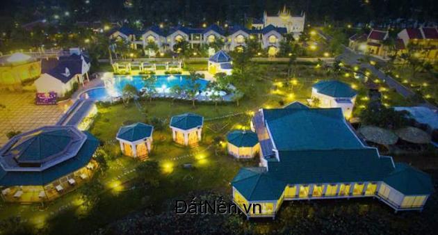 Biệt thự cao cấp Vườn Vua suối khoáng Thanh Thủy(chỉ từ 990 triệu)