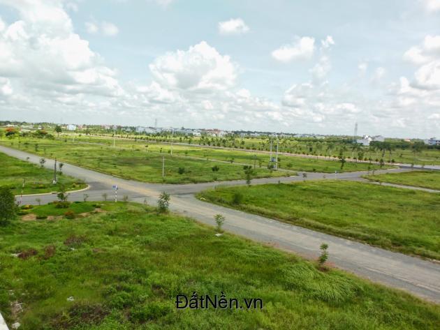 Green City- Khu đô thị trung tâm hành chính tỉnh Long An
