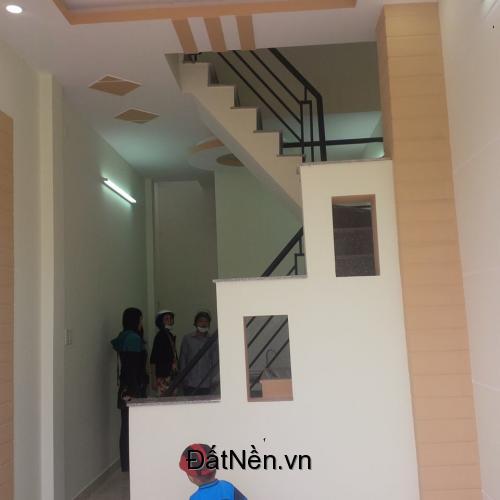 Cần bán nhà xây mới hẻm 1508 Đường Lê Văn Lương, gần cầu Ông Bốn ,Nhà Bè