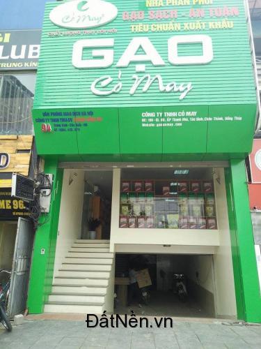 Cho thuê cửa hàng, mặt bằng kinh doanh mặt phố Trung Kính, Trung Hòa, . LH: 0906.298.765