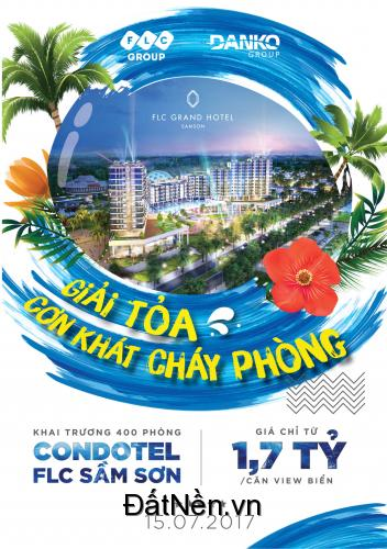 FLC Grand Hotel Sầm Sơn - 0931359568