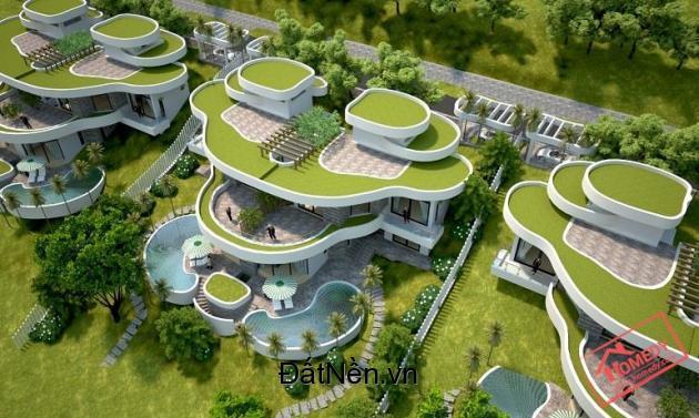 Biệt thự nghỉ dưỡng Lâm Sơn Resort tuyệt đẹp giá gốc. LH: Ban QLDA 0961244888