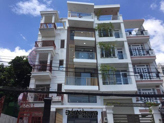 Bán nhà gấp đ.Nơ Trang Long, P13, Bình Thạnh, 75m2, 6ty(TL).