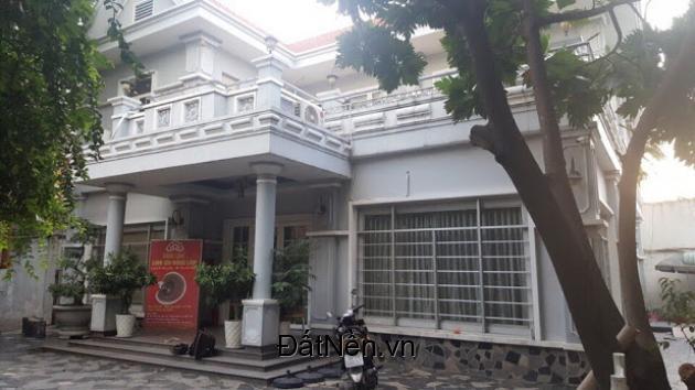 Bán biệt thự mặt tiền đường QL1K 1 lầu 1 trệt phường Linh Xuân Thủ Đức
